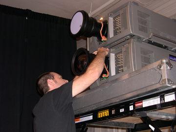audio and video equipment technicians