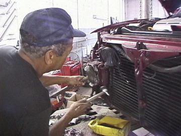 Nice It Is Also Called. Vehicle Body Sander; Truck Body Repairer ...