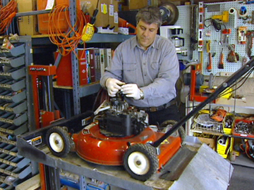 outdoor power equipment and other small engine mechanics