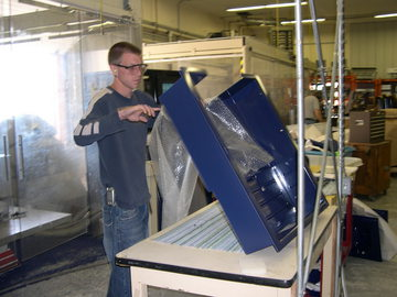 Molding, Coremaking, And Casting Machine Setters, Operators, And Tenders,  Metal And Plastic